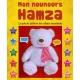 Mon Nounours Hamza : La peluche préférée des enfants musulmans (version avec yeux)