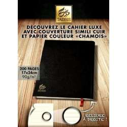 Cahier Luxe Flextime