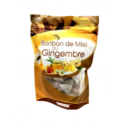 Bonbon de miel au Gingembre - Karamat