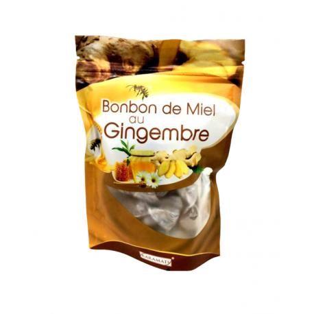 Bonbon de miel au Gingembre - Karamats