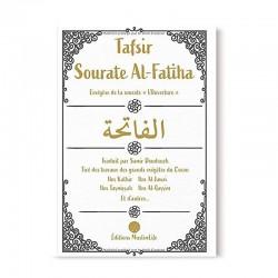 TAFSIR SOURATE AL-FATIHA - TIRÉ DES GRANDS EXÉGÈTES DU CORAN - MUSLIMLIFE