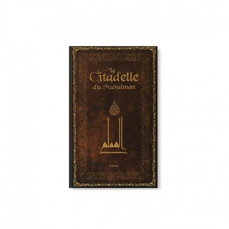 La Citadelle Du Musulman - CARTON - Poche Luxe - Editions Sana
