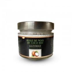 Huile de noix de coco bio - Qualité premium  - Qayyim Librairie du Bonheur