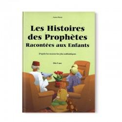 Les Histoires Des Prophètes Racontées Aux Enfants, De Amina Rekad, Pour Enfant Dès 5 Ans - RIGIDE