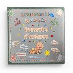 Le livre de mon bébé - souvenirs d'enfance - Editions Famille Musulmane