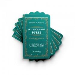 PACK : 25 invocations pures vert- Ibn Taymiyya - al-Albânî - éditions Al-Hadîth