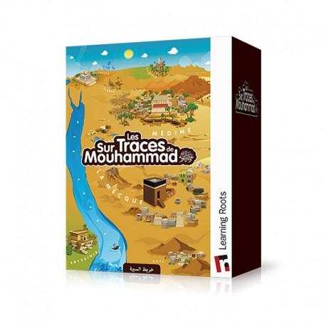 PUZZLE SUR LES TRACES DE MOUHAMMAD - LEARNING ROOTS