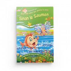 J'apprends que Allah est Celui qui donne la paix avec Sinan le saumon (Tome 4) - Editions Tawhid