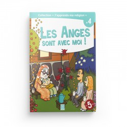 """Collection """"J'apprend ma religion"""" Les anges sont avec moi ! (Tome 4) - Editions Tawhid"""