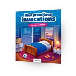 MES PREMIÈRES INVOCATIONS - 7 CARTES À ACCROCHER - EDUCATFAL