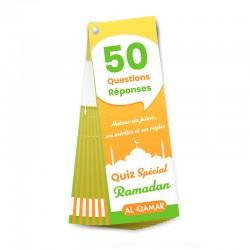 QUIZ SPÉCIAL RAMADAN - 50 QUESTIONS & RÉPONSES - AL QAMAR