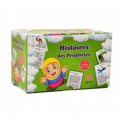 Histoires Des Prophètes - Jeux De 48 Cartes - Digital Future - Maktabatouna