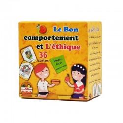 LE BON COMPORTEMENT ET L'ETHIQUE - JEUX DE 36 CARTES - DIGITAL FUTURE