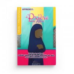 APPRENDS LA PRIÈRE AVEC ASSIA - MON LIVRE DE PRIÈRE FILLE - Editions Portfolio