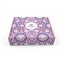 Boîte à gâteaux mosaïque - Eid moubarak