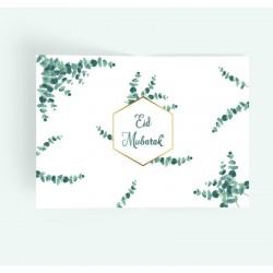 Napperons eucalyptus (lot de 6) - Eid moubarak
