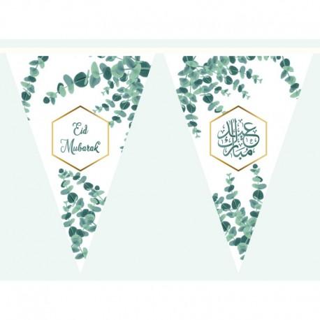 Guirlande eucalyptus - Eid moubarak