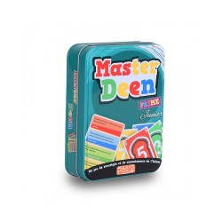 JEU DE CARTES MASTER DEEN PRIME - VERSION JUNIOR - OSRATOUNA