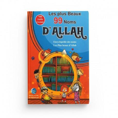 Les Plus Beaux 99 Noms D'Allah - Encyclopédie Des Noms Les Plus Beaux D'Allah (App Audio Gratuit)