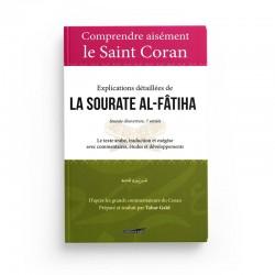TAFSIR - EXPLICATIONS DÉTAILLÉES DE LA SOURATE AL-FÂTIHA - TAHAR GAID - IQRA