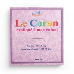 Le Coran expliqué à mon enfant TOME 4 - Editions Pixelgraf