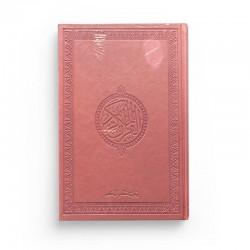 Le Saint Coran version arabe (Lecture Hafs) de luxe avec couverture en cuir