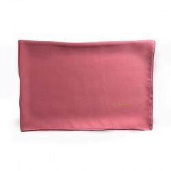 HIJAB EN SOIE DE MÉDINE (70 x 190cm) - couleur rose - MEDINA