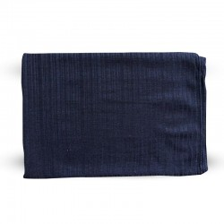 HIJAB EN LYCRA (70 x 180cm) - couleur bleu nuit- MEDINA
