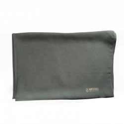 HIJAB EN SOIE DE MÉDINE (70 x 190cm) - couleur vert kaki - MEDINA
