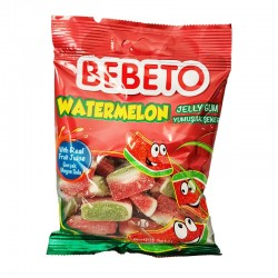 Watermelon Slices - 80g - bonbon halal
