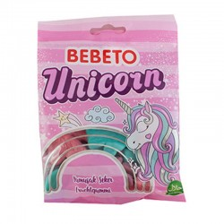 Unicorn - 80g - bonbon halal