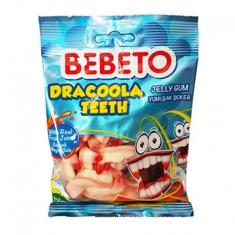 Dracoola Teeth - 80g - bonbon halal