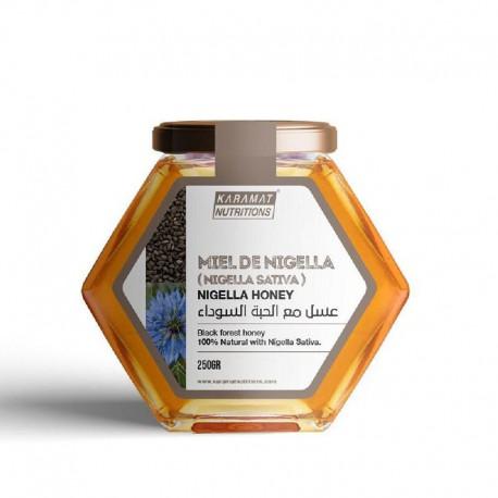 Miel de Nigella Sativa - Karamat - 250g
