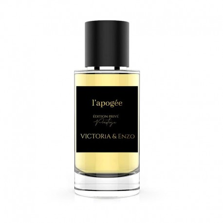 L'apogée Victoria & Enzo parfum Homme collection privé préstige 50ML