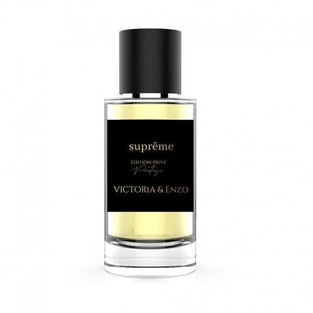 Suprême Victoria & Enzo parfum femme et Homme collection privé 50ML