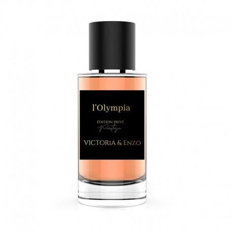 L'Olympia Victoria & Enzo parfum femme collection privé préstige50ML