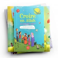 Pack : Pour mon enfant (4 livres) - Graines de foi