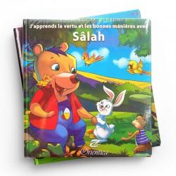 Pack : J'apprends la vertu et les bonnes manières avec Sâlah (n° 1 + 2)