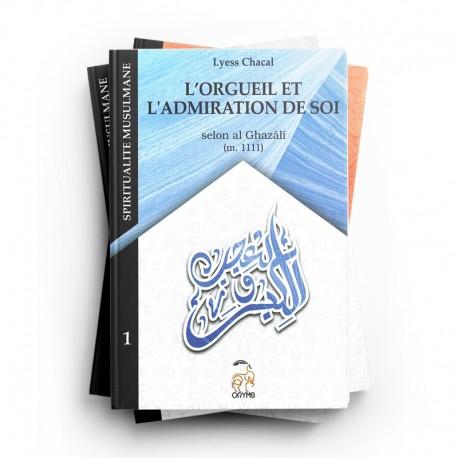 """Pack : LUXE """"LES VICES DE L'ÂME"""" - LYESS CHACAL - COLLECTION SPIRITUALITÉ MUSULMANE - ORYMS"""