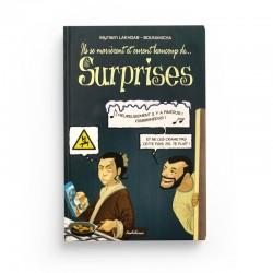 ils se marièrent et eurent beaucoup de surprises - Myriam Lakhdar - Bounamcha   - éditions Hedilina
