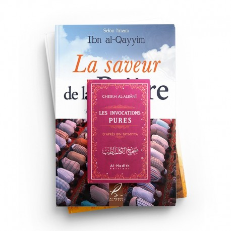 Pack : Cadeau pour ma soeur (3 livres) - éditions Al-Hadîth