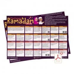 Gratuit : Challenge Ramadan spécial enfant PDF - Editions al-Hadith