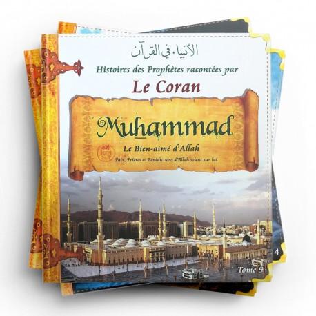 Pack : Histoires des Prophètes racontées par le Coran (9 livres) - Editions PixelGraf