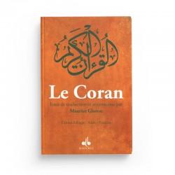 LE CORAN (FRANÇAIS-ARABE) - ESSAI DE TRADUCTION ET ANNOTATIONS PAR MAURICE GLOTON