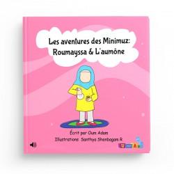 Livre audio connecté – Les aventures des Minimuz «Roumayssa & L'aumône»