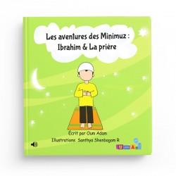 """Livre audio connecté – Les aventures des Minimuz """"Ibrahim & La Prière"""""""