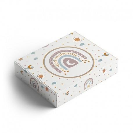 Boîte à gâteaux arc - Eid moubarak