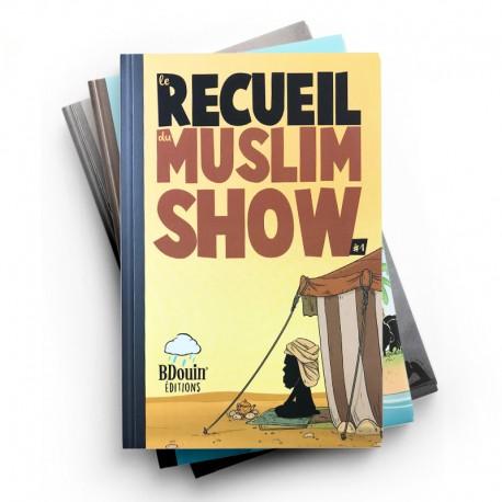 Pack : Le Recueil du Muslim Show (3 livres) - BDouin éditions