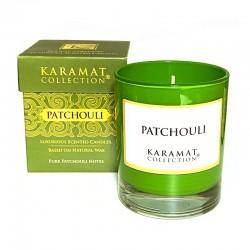 BOUGIE PARFUMÉE PATCHOULI - KARAMAT COLLECTION