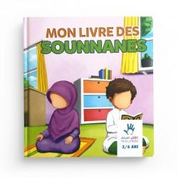 Mon livre des sounnanes (3/6 ans) MUSLIMKID